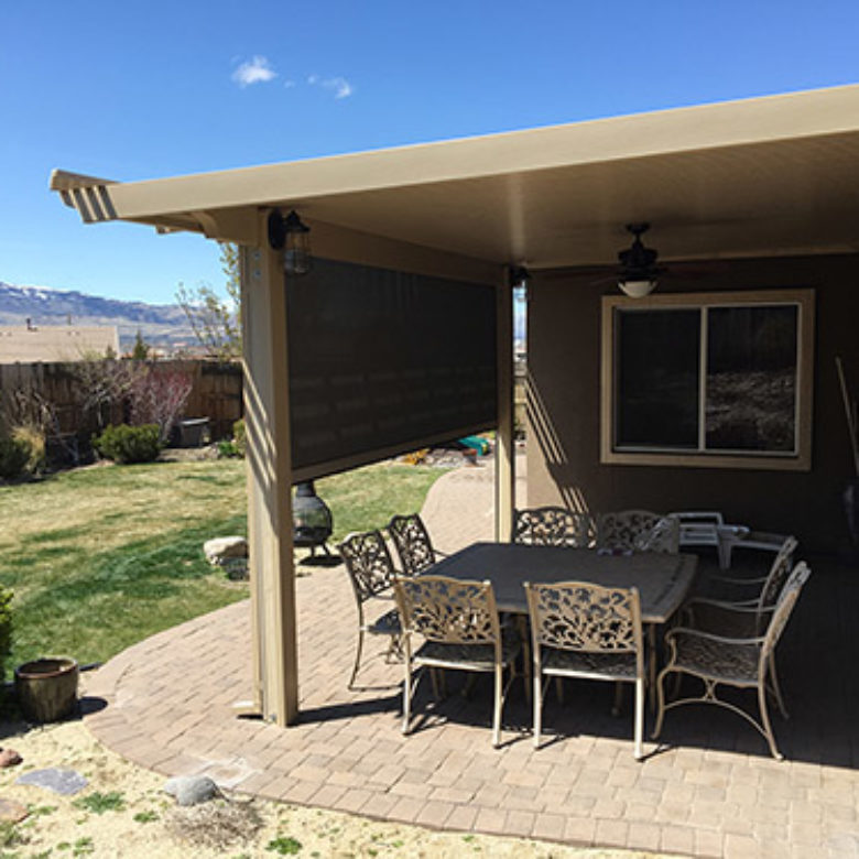 Patio Screen Covers